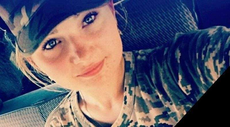 Військовий медик загинула, надаючи допомогу цивільному населенню