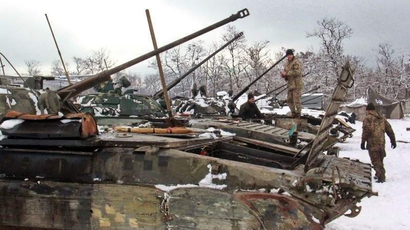 На Одещині фахівці механізованої бригади відновлюють пошкоджену в АТО бойову техніку (фото)