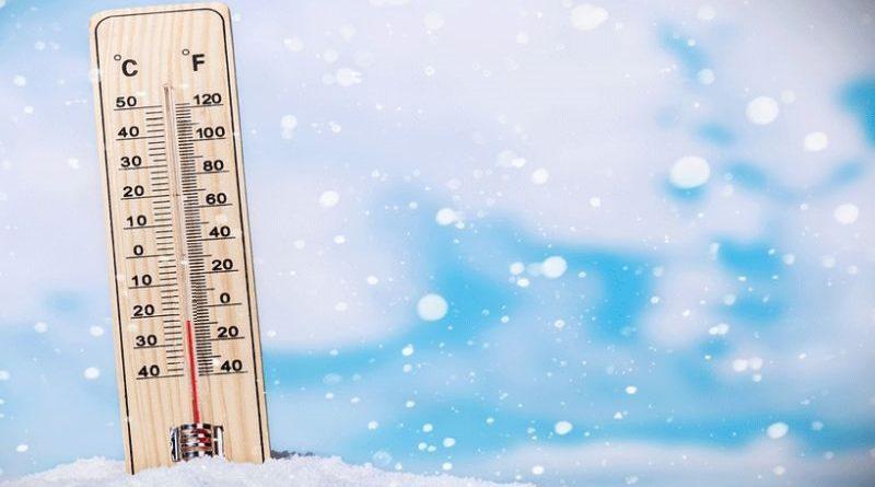 Увага! Попередження про сильне похолодання в Україні!