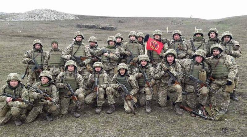 Морські піхотинці ВМС ЗСУ в Румунії взяли участь у міжнародному навчанні «Платиновий Орел 2018» (фото)