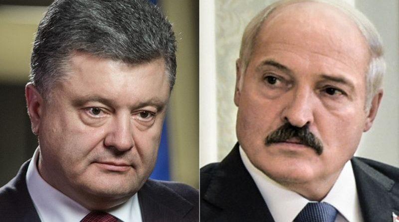 Президент України провів телефонну розмову з Президентом Республіки Білорусь