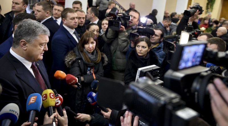 Президент попрощався з видатним українським філософом Мирославом Поповичем