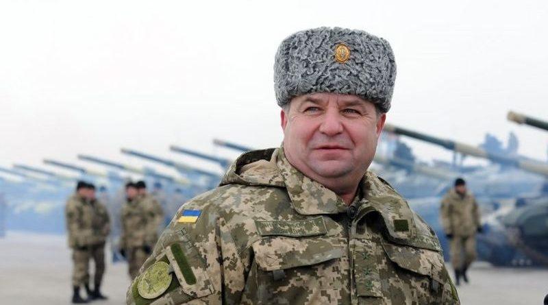 Степан Полторак: «Шановні волонтери! Ви вмієте якісно та ефективно працювати! Армія чекає на вас!»