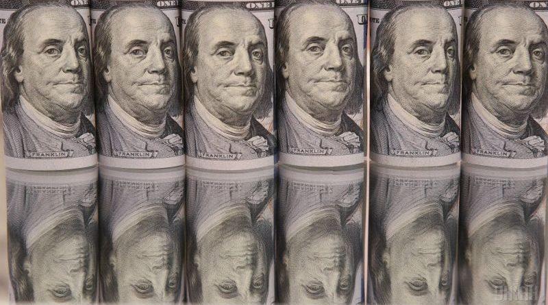 Міжнародні резерви України становлять 18.4 млрд дол. США