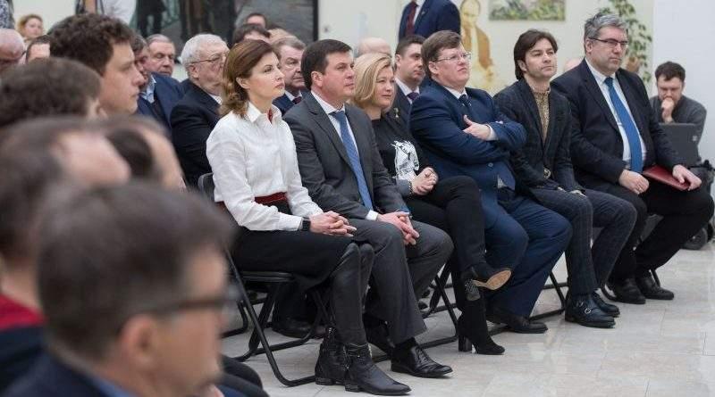 Президент України на церемонії вручення Національної премії України ім. Тараса Шевченка 2018 року (фото, відео)