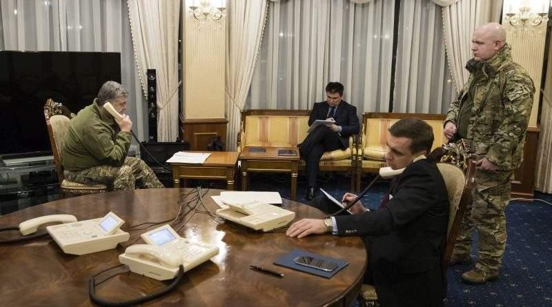 Президент України провів телефонну розмову з Президентом Туреччини