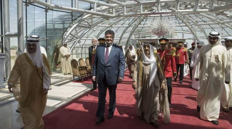 Державний візит Президента України до Держави Кувейт (фото, відео)