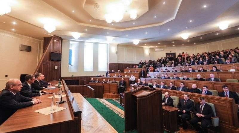Петро Порошенко у Луцьку представив нового Голову Волинської ОДА (фото)