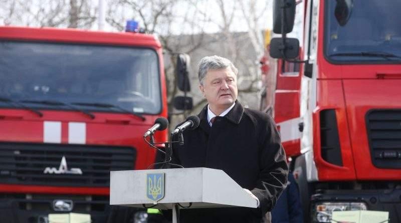 Робоча поїздка Президента до Рівненської області (фото, відео)