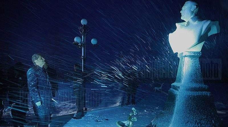 Веселунам, які малюють Савченко в образі Рембо
