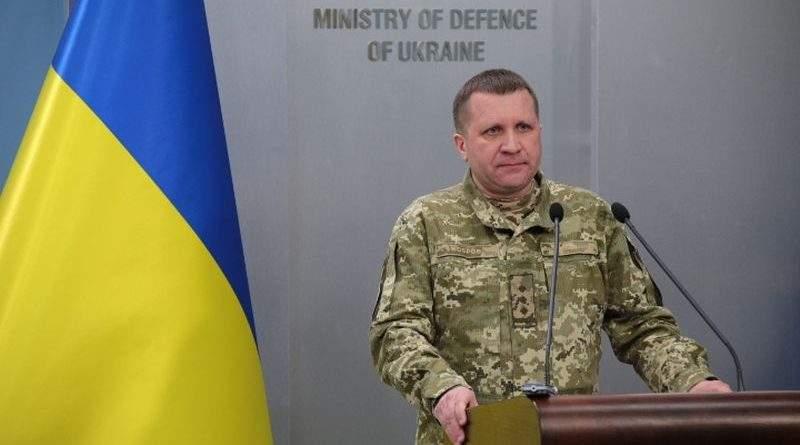 Брифінг представника Управління правового забезпечення Генштабу ЗСУ щодо Операції Об'єднаних Сил