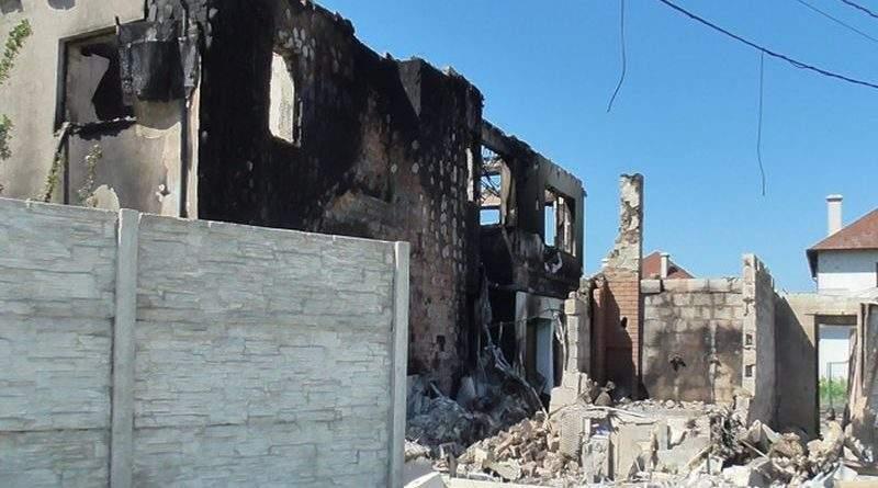 ГПУ оголошено підозру особам винним у обстрілах будинків мирного населення та цивільної інфраструктури (фото)