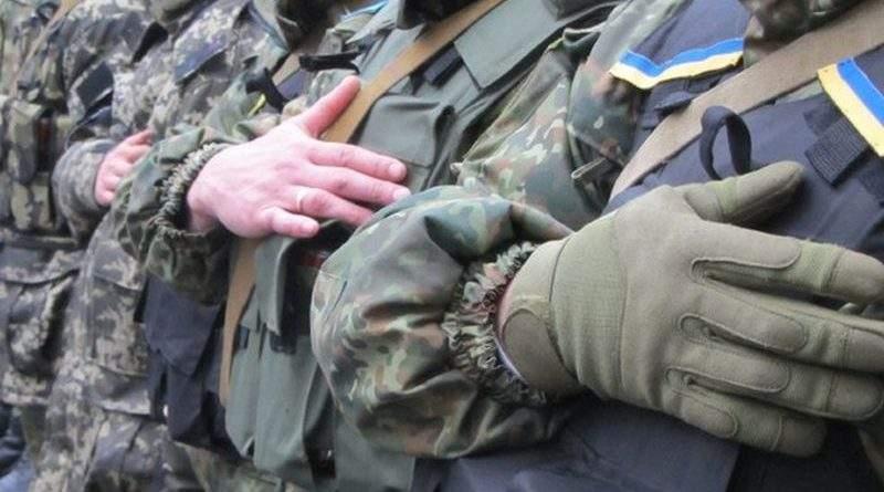 Звернення Президента до українських добровольців-патріотів України