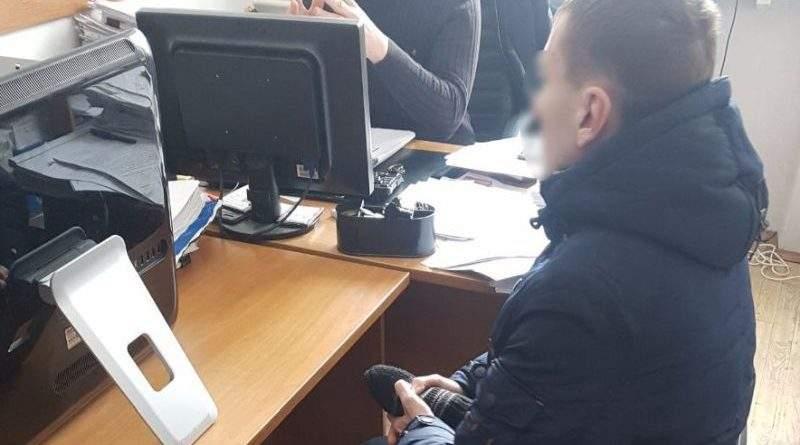 Кіберполіція викрила чоловіка у незаконному втручанні в роботу державного відомчого сайту (фото)