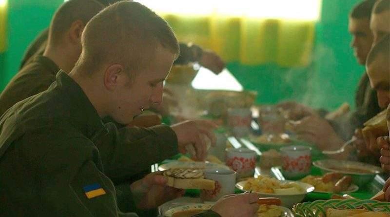 Уряд покращив продовольче забезпечення військовослужбовців Нацгвардії
