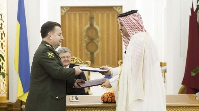 Другий день офіційного візиту Президента України до Держави Катар (фото, відео)