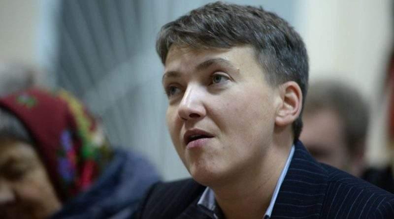 Суд обрав Надії Савченко запобіжний захід у вигляді тримання під вартою