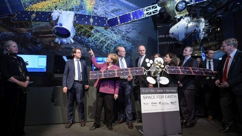 Україна представила власні розробки на Міжнародному авіакосмічному салоні «ILA Berlin 2018» (фото)