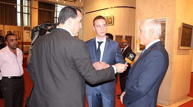 В Йорданії відкрилася виставка робіт всесвітньо відомого українського художника Івана Марчука (фото)