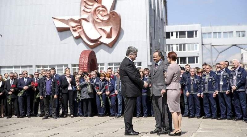 Президент вшанував пам'ять ліквідаторів аварії на Чорнобильській АЕС (фото, відео, прямий ефір)