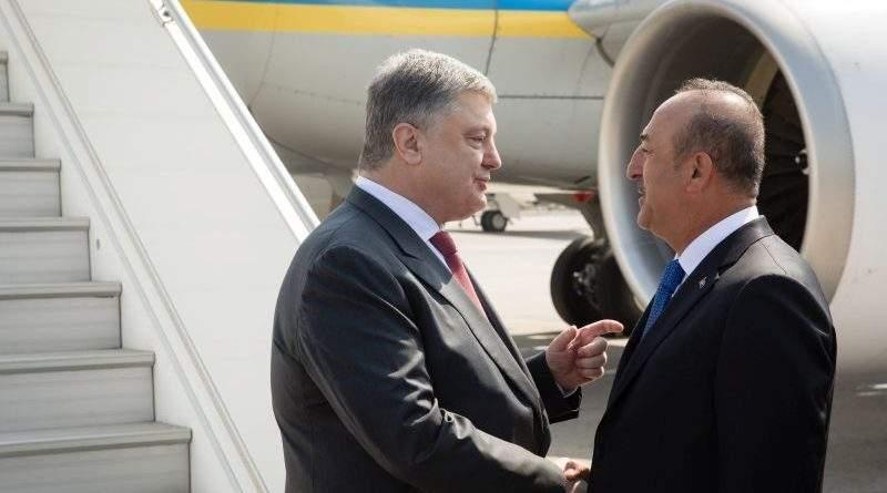 Президент України у Стамбулі провів зустріч з Президентом Туреччини (фото)