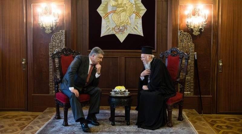 Президент України провів зустріч зі Вселенським Патріархом Варфоломієм І (фото, відео)