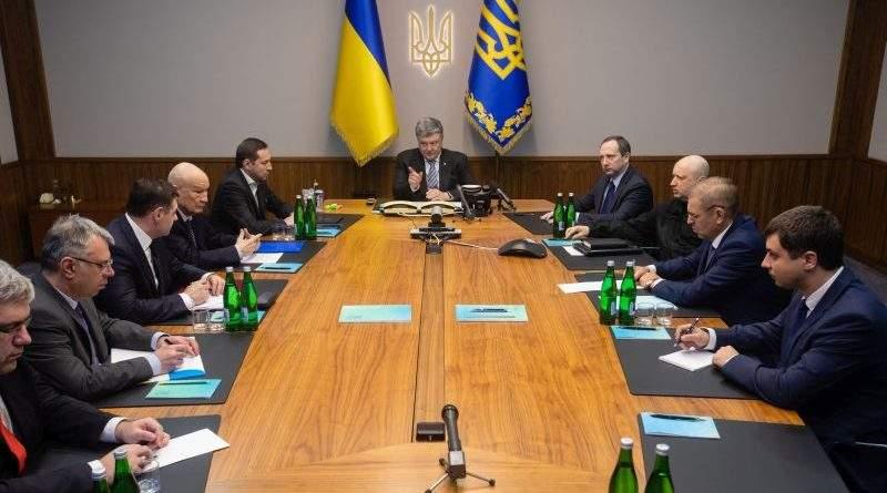 Президент провів нараду щодо інформаційної безпеки держави та протидії російській пропаганді (фото, відео)