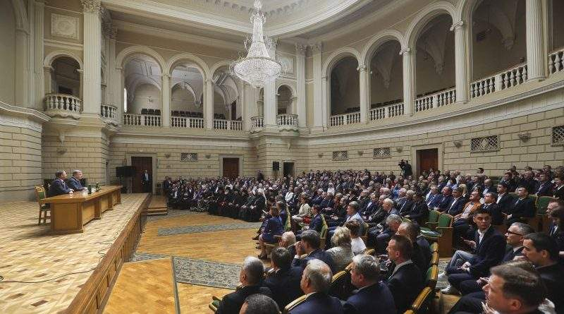 Петро Порошенко перебуває з робочою поїздкою на Львівщині (фото, відео) (оновлюється)