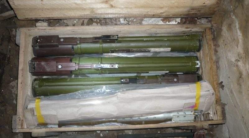 На Луганщині та Чернігівщині поліція ліквідувала схрони боєприпасів (фото)