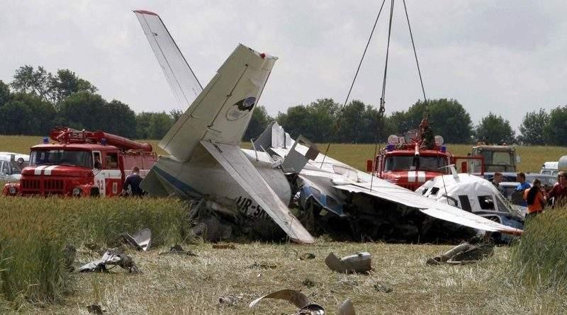 Визнано винними льотчиків, які порушили правила польотів, що призвело до загибелі 5 парашутистів