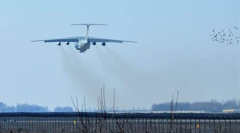 Розпочалася десята спільна українсько-данська військово-транспортна операція «Північний сокіл-2018»