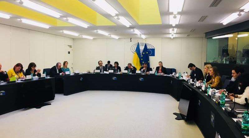 За результатами засідання Парламентського комітету Асоціації Україна-ЄС ухвалено Заключну заяву та рекомендації
