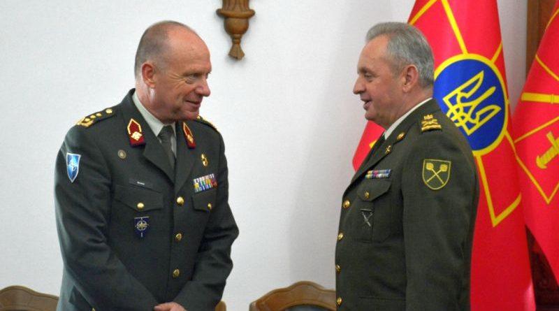 «ЗСУ провели величезну роботу щодо взаємосумісності з НАТО» — Гендиректор Міжнародного військового штабу НАТО