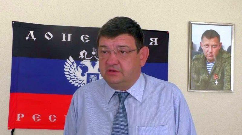 Прокуратура скерувала до суду обвинувальний акт стосовно очільника адміністрації окупованої Горлівки