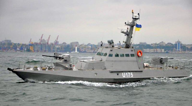 У Чорному морі проводяться заводські випробування малих броньованих катерів типу «Гюрза-М» (відео)