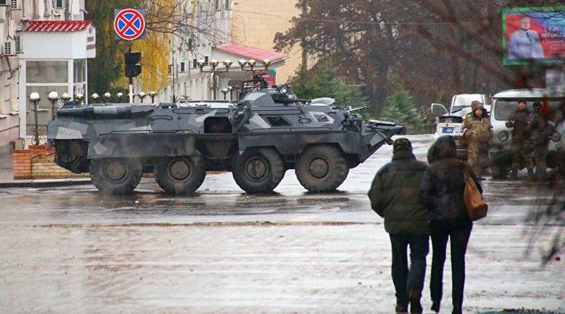 За матеріалами СБУ двом так званим «заступникам міністра ЛНР» оголошено про підозру