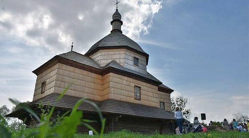 На Львівщині відкрили відреставрований храм XVII століття (фото)