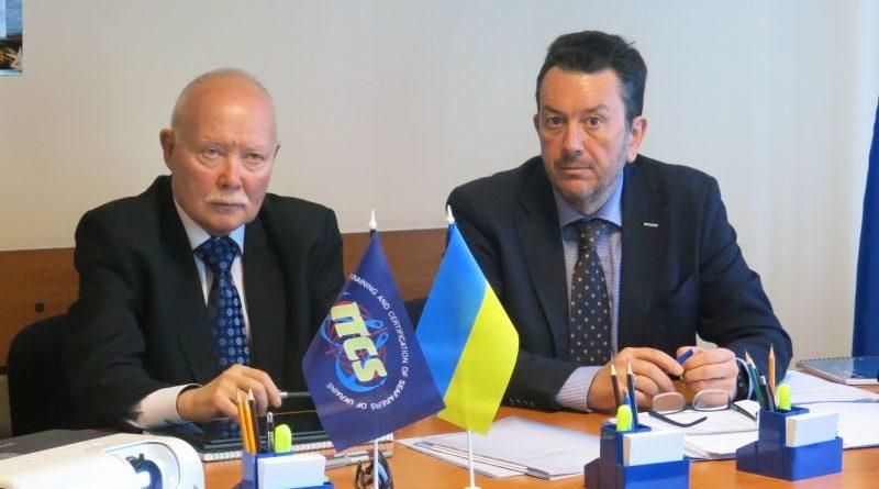 В Мінінфраструктури працює група аудиторів Європейського агентства з морської безпеки (EMSA)