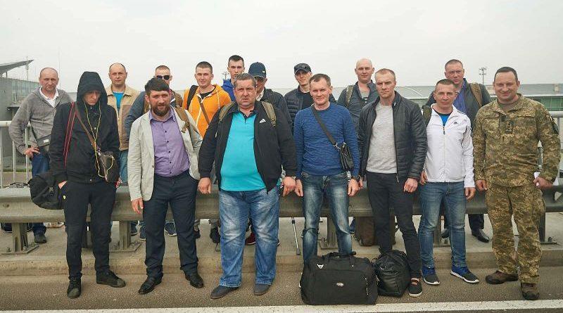 Реабілітація 15 військовослужбовців ЗСУ України в Грузії — важливий знак пам'яті та піклування (фото)