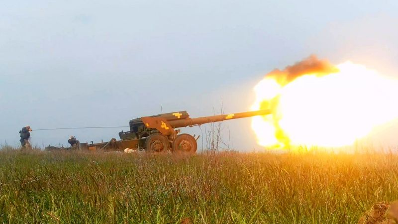У Військово-Морських Силах ЗС України провели навчання з оборони морського узбережжя (фото)