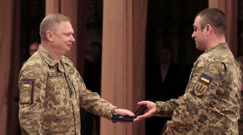 Військова служба правопорядку відзначає 16-ліття від часу створення (фото)