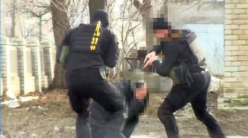 На Луганщині СБУ викрила агентурну мережу терористів (відео)