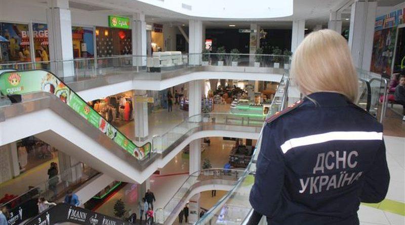 В Україні проходять перевірки об'єктів із масовим перебуванням людей (фото, відео)