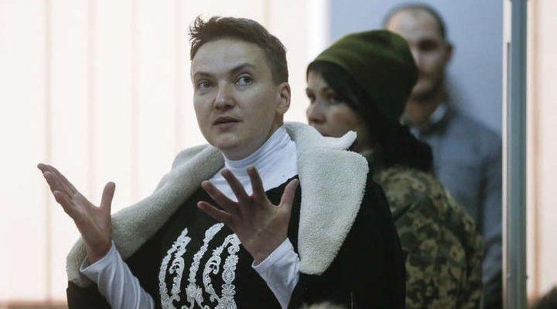 Захист Надії Савченко відмовився від перевірки її показань на поліграфі