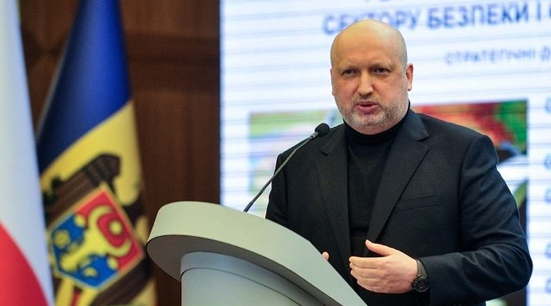 О. Турчинов та А. Аваков виступили на 11-му Київському Безпековому Форумі (фото, інфографіка)