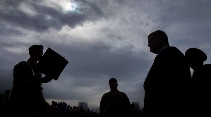 Президент взяв участь в урочистому складанні військової присяги молодим поповненням Збройних Сил України (фото)