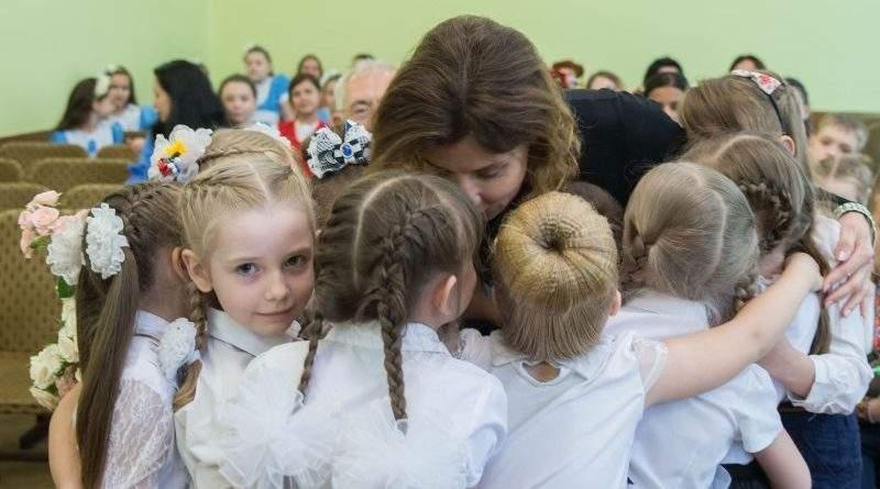 Чернівецька область долучилася до проекту Марини Порошенко з розвитку інклюзивної освіти (фото)