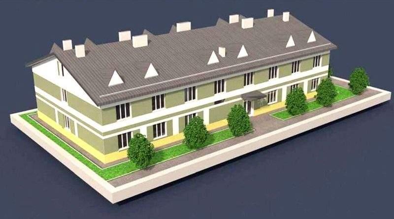Проінспектовано хід виконання наймасштабнішого проекту з будівництва житла для контрактників (фото)