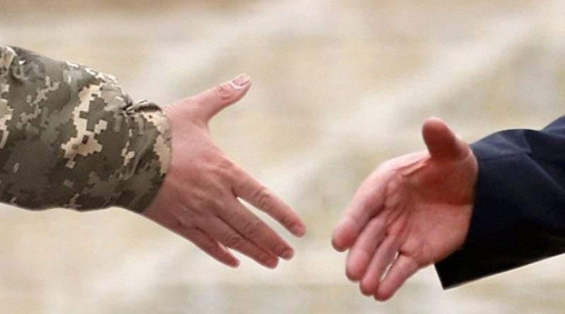 Пожму руку Порошенко!