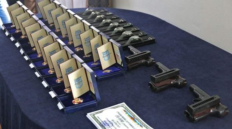 Степан Полторак вручив нагороди та грошові премії учасникам багатонаціональних навчань Combined Resolve X (фото)